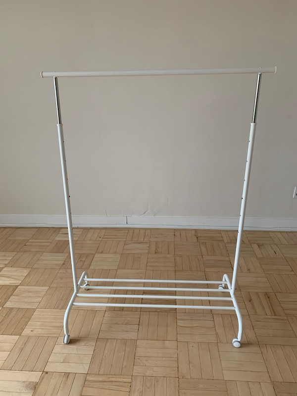 white and gray bed frame screenshot 1