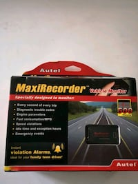 Car driving monitor recorder