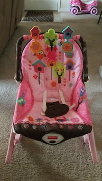 Vibrate baby rocker Norfolk, 23505