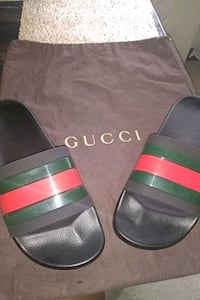 Sz 8 and 9 gucci sandal Brooklyn, 11212