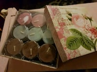 Gorgeous tealight collection  Whitby, L1N 8X2