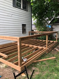 Experienced deck builder