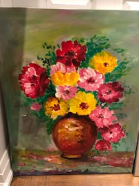 Beautiful flower art piece home decor Mississauga, L5N 1C4