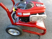 Pressure washer 2800psi almost new Toronto, M6E 1Y2