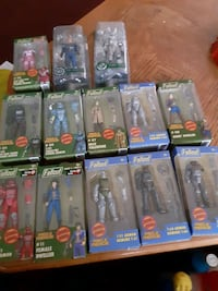 Fallout action figures