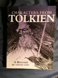 Characters from Tolkien Rockville Centre, 11570