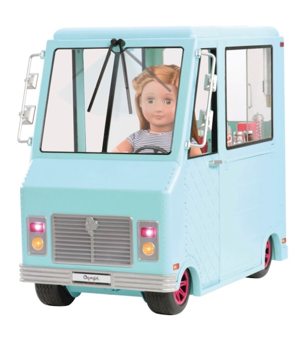 "18"" Doll Sweet Stop Ice Cream Truck 9177c1a0-77e5-49d1-bc27-03a22ad766be"