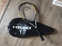 Head TI.S1 Pro Tennis Racquet with 2 cans new balls