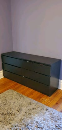 ikea 6 drawer dresser  Denver, 80206