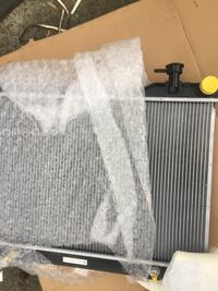 New radiator 03 g35 infinity sedan  Norfolk, 23505