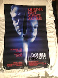 Classic Double Jeopardy poster 1999 New York, 11232