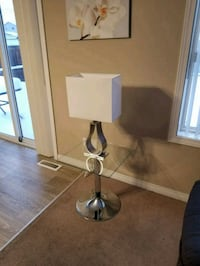 black and white table lamp Calgary, T3J 4Y7