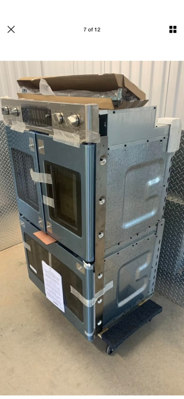 GE Cafe CTD90FP2MS1 True Convection Double Electric Wall Oven 9ed3a697-5889-4ced-9f64-1fd3256671ce
