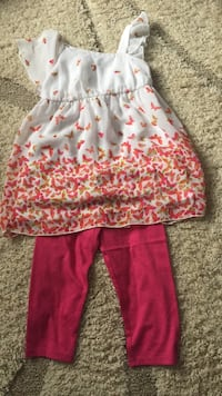 Two pieces size 6 Cumberland, 02864