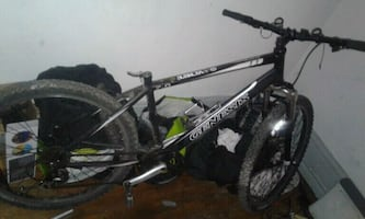 Genesis mountain bike