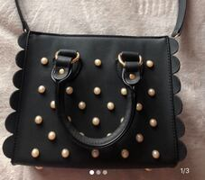 Small Pearl Cross Body Bag