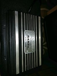 black and gray KENWOOD car amplifier Hagerstown, 21742