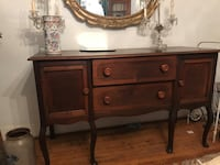 Buffet Table in great condition Charlotte, 28208