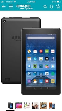 Amazon Fire Tablet 7 8g Victorville, 92395