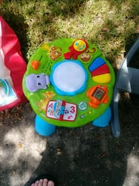 Leap frog baby table Altamonte Springs, 32714