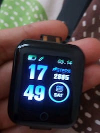 Smart watch  116.        Acil satilik