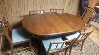 Wood Dining Table Set Hyattsville