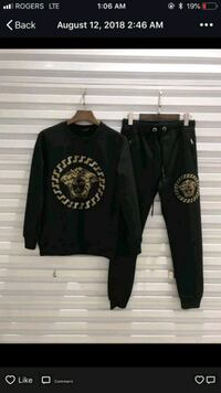 Versace Track suit  Mississauga