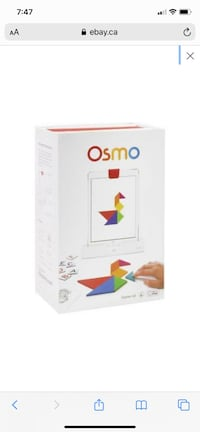 Osmo Fun Toy/Game Rare (Discontinued)