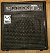 Ampeg, bass amplifier, BA 108, used only at home Берген, 5161
