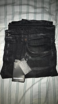 Dsquared2 black on black Oslo