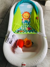 Fisher Price Safari Baby Bath Tub Parkville, 21234