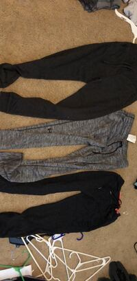 two black and gray pants Sterling Heights, 48313
