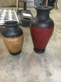 Two clay vases  Rockville, 20853