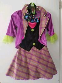 Halloween costume - Mad Hatter (Kid, size M)
