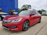 Honda-Accord-2017 Warren