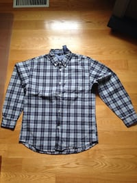 Brand New without tags Boys size 12 Gap plaid shirt