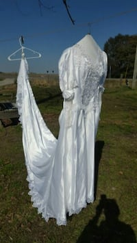 Vintage wedding dress Kaplan, 70548