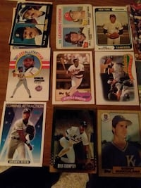 Baseball football basketball hockey soccer cards Valley Stream