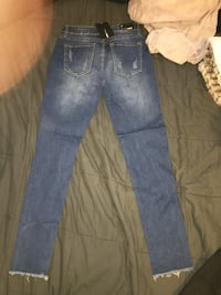 Not just a pretty face jean SIZE: 7 Greater Landover, 20784