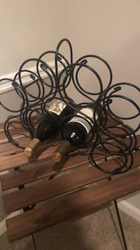 Black Wire Wine Rack Atlanta, 30329