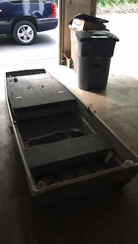 10 ft jon boat with outboard engine and trolling motor Rockville, 20850