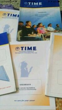 Mba material from TIME classes 2018 edition Pune, 411036