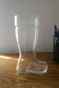 Boot glass
