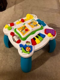 LeapFrog Learn and Groove Musical Table Activity Center New York, 10014