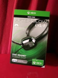 Selling a xbox headset