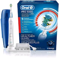 New Oral-B smarty series toothbrush