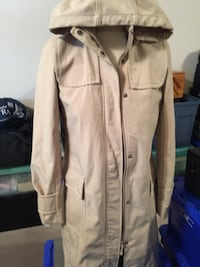 Joe Fresh Ladies spring coat XS Calgary, T3K 6C5