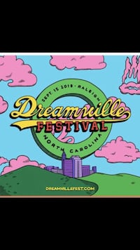 Dreamville festival tickets for cheap Raleigh