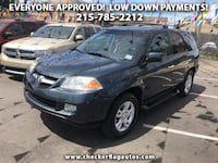 2005 Acura MDX Touring w/Navigation and DVD System Croydon