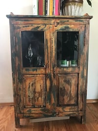 Rustic solid wood cabinet  San Diego, 92109